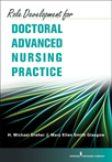 Book cover - Role Development for Doctoral Advanced Nursing Practice | 9780826105561