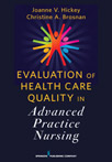 Book cover - Evaluation of Health Care Quality in Advanced Practice Nursing | 9780826107664