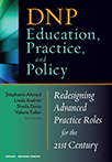 Book cover - DNP Education, Practice, and Policy | 9780826108159