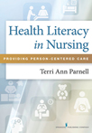 Book cover - Health Literacy in Nursing | 9780826161727