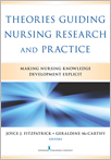 Book cover - Theories Guiding Nursing Research and Practice | 9780826164049