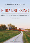 Book cover - Rural Nursing | 9780826170859