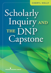 Book cover - Scholarly Inquiry and the DNP Capstone | 9780826193872