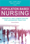 Book cover -Population-Based Nursing | 9780826196132