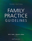 Book cover - Family Practice Guidelines, Third Edition | 9780826197825