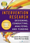 Book cover - Intervention Research | 9780826109576