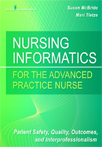 Book cover - Nursing Informatics for the Advanced Practice Nurse | 9780826124883