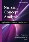 Book Cover - Nursing Concept Analysis | 9780826126771