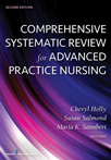 Book Cover - Comprehensive Systematic Review for Advanced Practice Nursing | 9780826131850