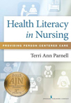 Book cover - Health Literacy in Nursing | 9780826161727