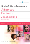 Book cover - Advanced Pediatric Assessment, Second Edition - Study Guide | 9780826161772