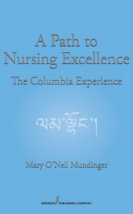 Book cover - A Path to Nursing Excellence | 9780826169525